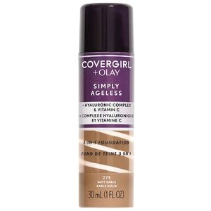 CoverGirl Olay Simply Ageless Foundation 275 Soft